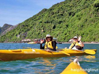 kayaking with perla dawn