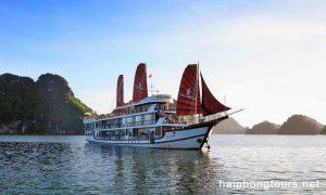 perla dawn cruise overview