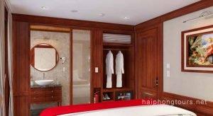 Premium room Hai Phong Calypso Cruise