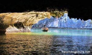 rowboat trip with perla dawn