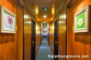 Corridor Halong Grayline Cruise