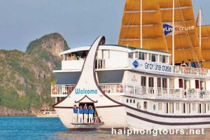Halong Grayline Cruise overview