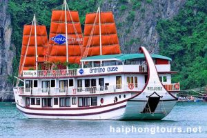 Halong Grayline Cruise view