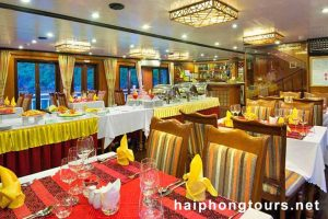 Restaurant Halong Grayline Cruise