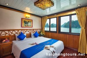 Superior room Halong Grayline Cruise