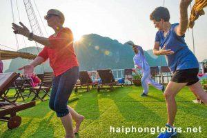 Taichi Halong Grayline Cruise