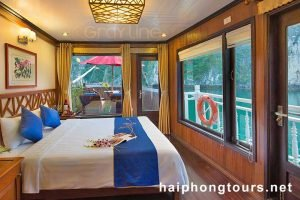 VIP room Halong Grayline Cruise