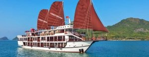Hai Phong Vspirit Premier Cruise