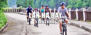 Lan Ha Bay 3 day tour Hai Phong departure