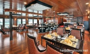 Restaurant Hai Phong Vspirit Premier Cruise