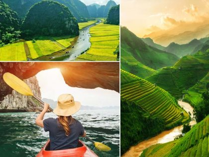 5 day combo tour Halong Ninh Binh Sapa