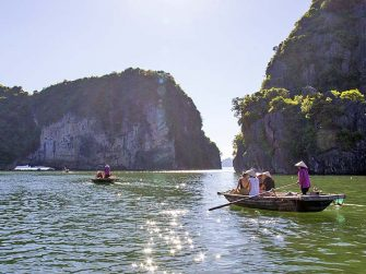 Bai Tu Long bay 3 day 2 night cruise tour