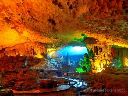 Sung Sot cave Titop island private day tour