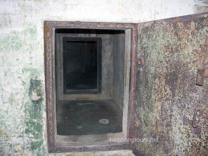 entrance gate hospital cave