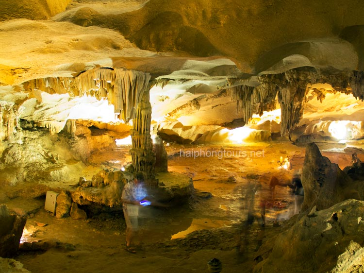 thien canh son cave photo