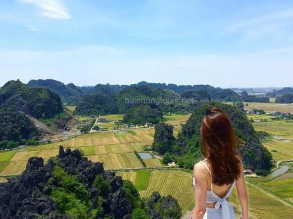 view from mua mountain