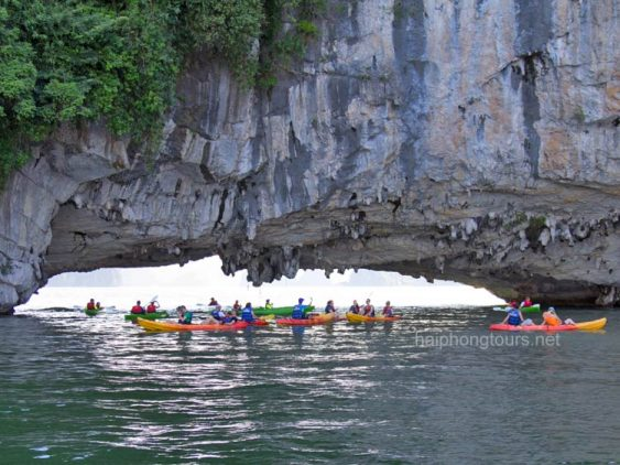 visit hang ca by kayak