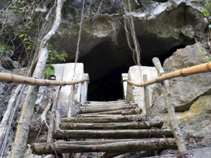 way to hospital cave