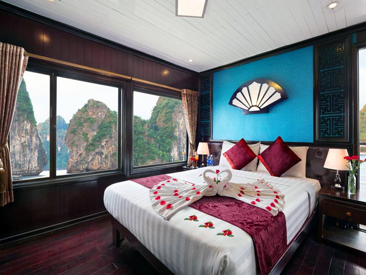 Suite Halong Aclass Legend cruise