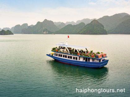 Lan Ha bay day tour with La Paci cruise Hai Phong departure